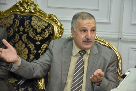 """السفير عماد طارق الجنابي """"الفوز بجائزة التميز في التنمية الافريقية"""""""